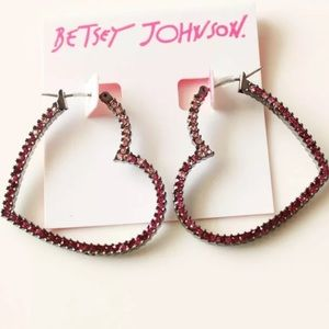 Betsey Heart Hoops